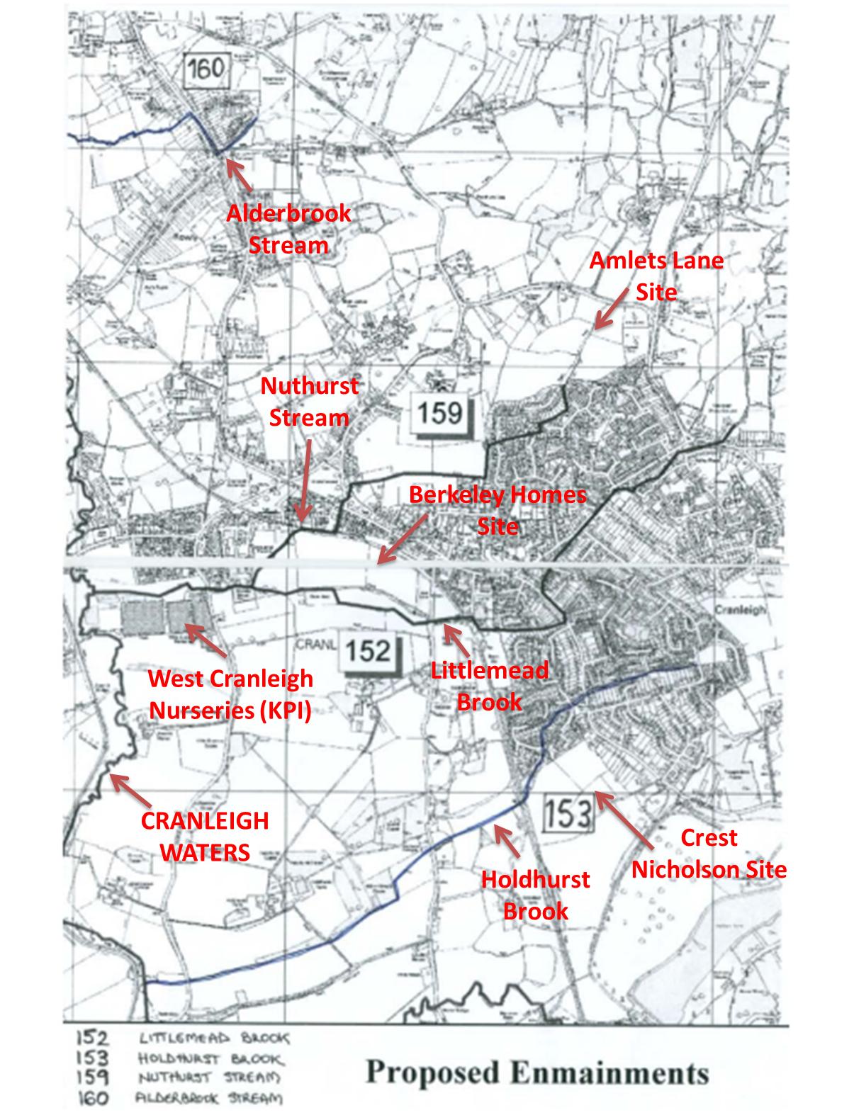 Cranleigh Flood Risk