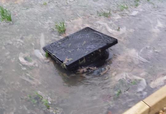 No More Sewage in Cranleigh Waters!