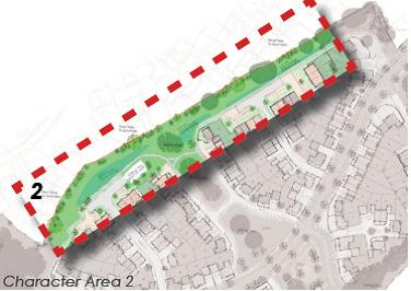 Final Boundary housing scheme - crest nicholson cranleigh
