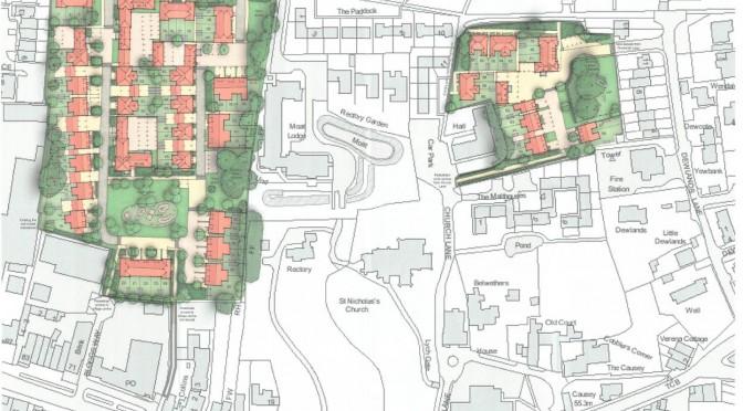 Cranleigh Primary School Development Plans